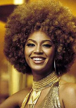 Beyonce Knowles as Foxy Cleopatra