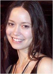 Summer Glau no makeup