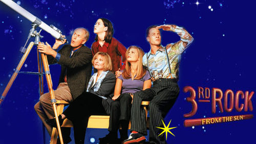 "Cast of ""3rd Rock from the Sun"""